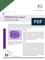 Flyer Elisa Classic Echinococcus Eng v1