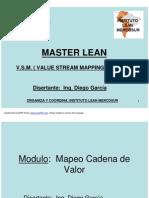 VSM-1 master lean