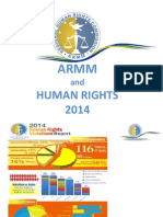 2014 RHRC Accomplishment Report