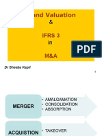 Brand Valuation and Ifrs in Mna Dr Sheeba Kapil Iift 121013103420 Phpapp01
