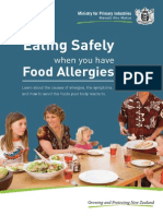Eating Safely When You Have Food Allergies