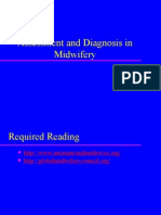 Midwifery Assessment