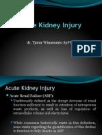 Acute Kidney Injury