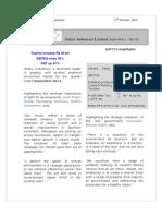 Press Release Q2fy1415