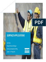 Surface Application