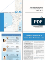 The Valley Fault System Atlas from Philippine Institute of Volcanology and Seismology
