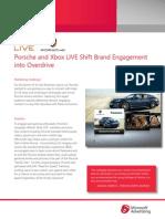 Brand Engagement Case Study