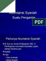 Akuntansi Syariah Pengantar