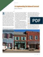 6 R&P Rivenbark & Peterson BalancedScoreCardSOGArticle
