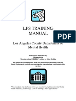 lps training manual updated