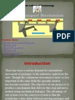 Box Transport Mechanism