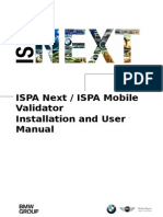 Ispa Validator Manual