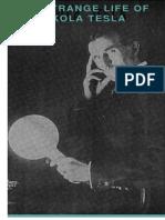The Strange Life of Nikola Tesla Autobiography