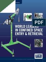 DBI SALA Advanced Safety Systems Brochure en WEB
