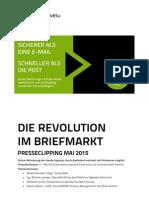 Postserver Presseclipping Mai 2015