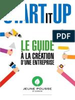 Start It Up, Le Guide à la création d'une entreprise