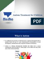 Autism Treatment for Children
