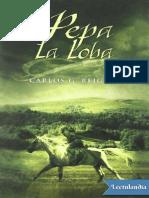 Pepa La Loba - Carlos G Reigosa