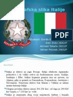 Demografska slika Italije