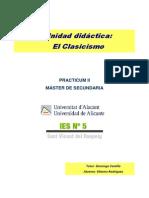 Clasicismo Shlomo Rodríguez