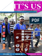 IT'S US - February 2015 - Volume 11| Issue 08