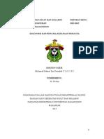 Diagnosis Dan Penatalaksanaan Rosacea