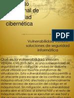Vulnerabilidad Venom Soluciones de Seguridad Informatica