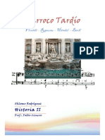 Barroco Tardío