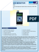 (1) MODEL 94 PERSONAL ANALYSER