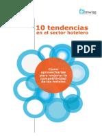 10 Tendencias en El Sector Hotelero