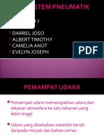 Kumpulan 7 Darrel Joso Albert Timothy ◊