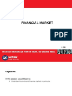 Financial Market Version 1.1