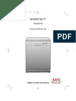 Instruccions Lavalouzas 950370ES 2