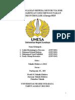 laporan sistem pengamanan sepede motor via sms.docx