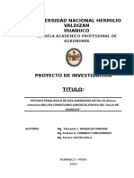 Pyto Investigación - FGP-Fenología Palto-2015