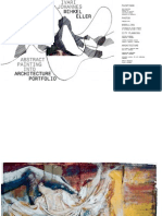 Abstract Painting Into Architecture Portfolio Ivari Johannes Mihkel Eller 22-12-9