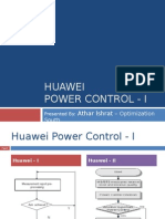 Huawei PC-II Parameter