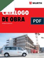 Catálogo de Obra Web