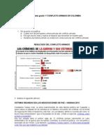 TALLER N° 2 CIENCIAS SOCIALES CONFLICTO ARMADO