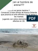Dibujos en La Arena-2