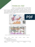 Geologi Daerah Perbukitan Jiwo