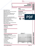 Hobart CRS86A Dishwasher
