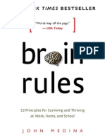 Brain Rules Chapter Summaries