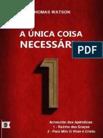 Livro - A única coisa necessária.pdf