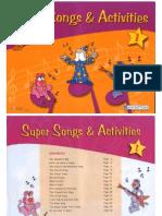 Super Songs & Activities 1