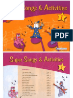 Super Songs & Activities 1