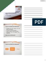 A2 ADM6 Sistemas de Informacoes Gerenciais Videoaula 1 Tema 1 Impressao