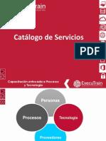 Catalogo ExecuTrain 2014