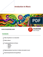 An Introduction to Music - Www.muziclub.com