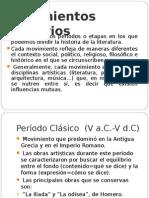 Movimientosliterarios Copia 120517111936 Phpapp02